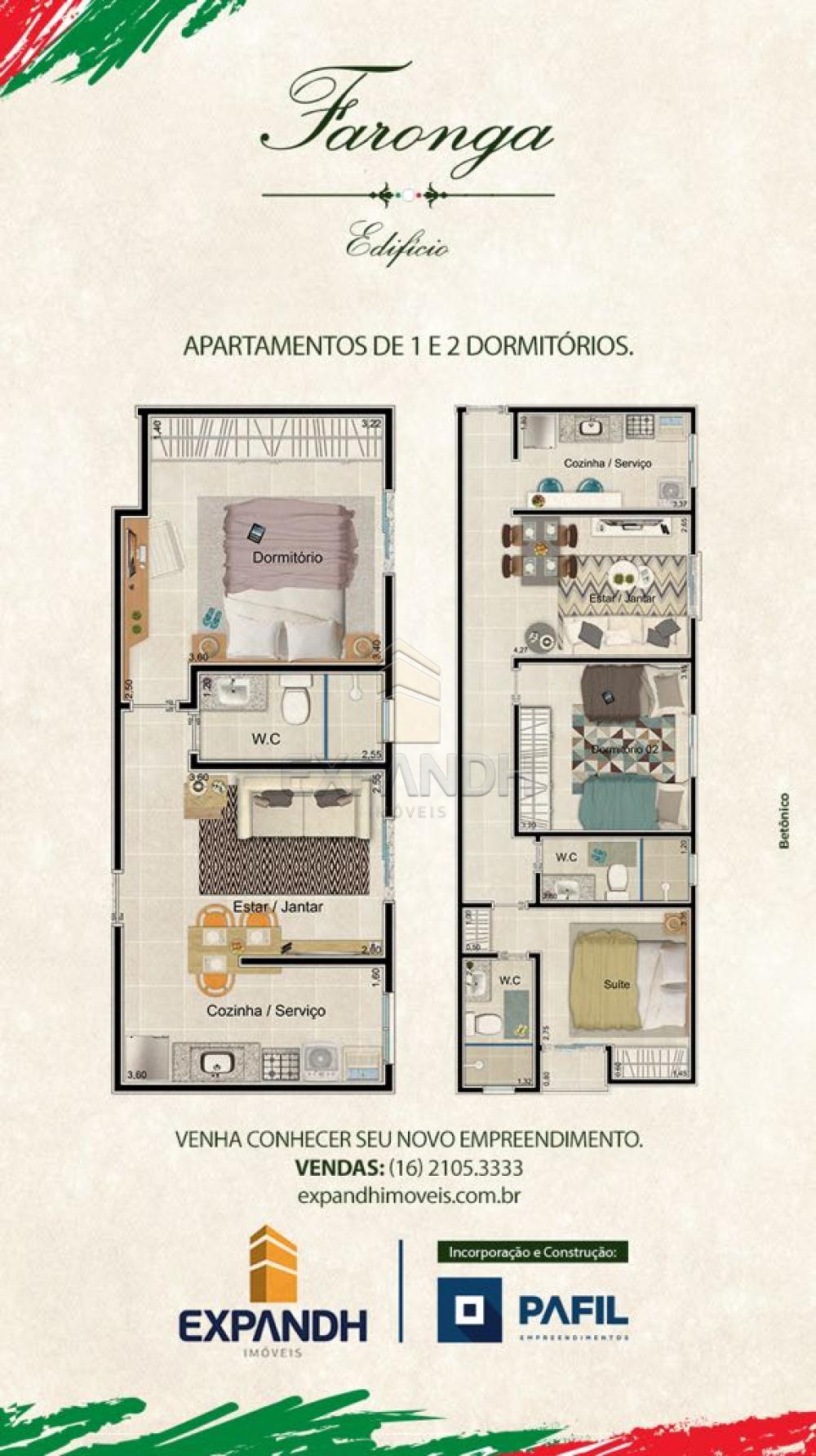 Comprar Apartamentos / Padrão em Sertãozinho apenas R$ 233.415,00 - Foto 2