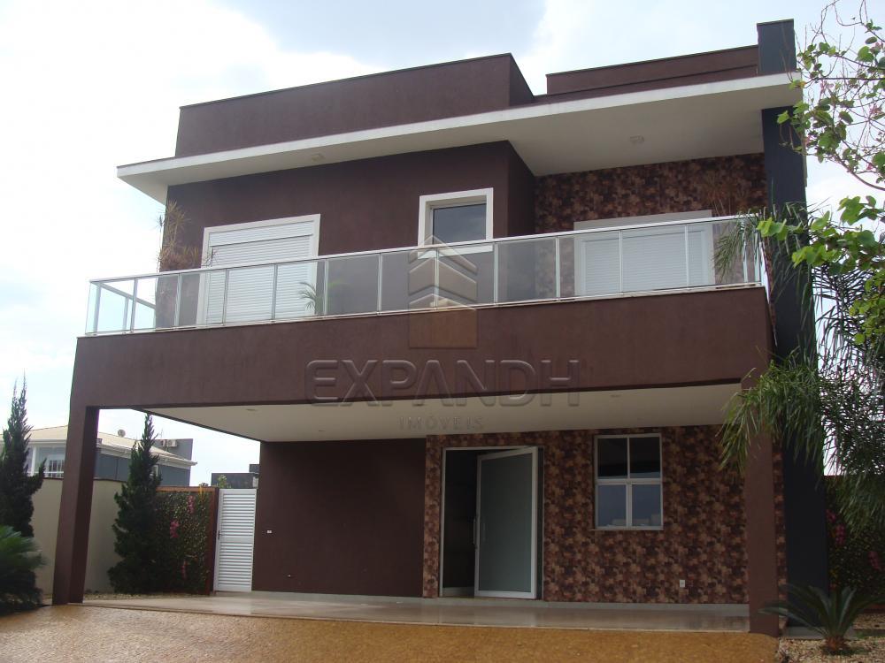 Alugar Casas / Condomínio em Bonfim Paulista R$ 8.500,00 - Foto 1
