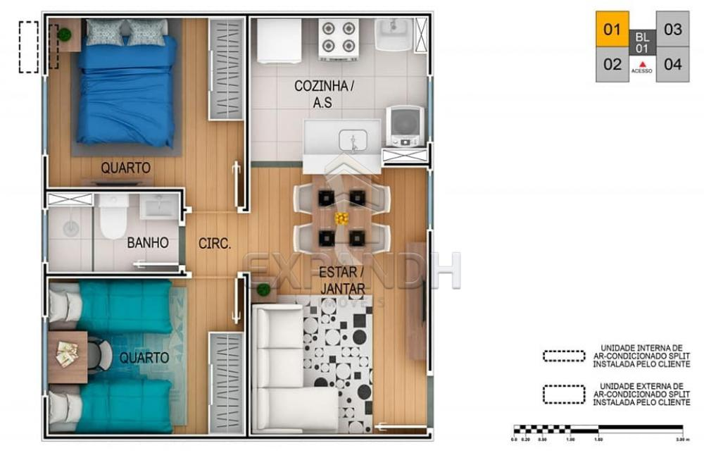 Comprar Apartamentos / Padrão em Sertãozinho apenas R$ 138.900,00 - Foto 9