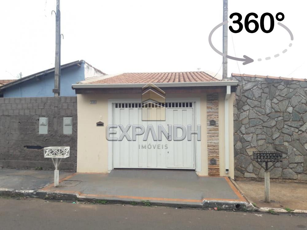 Alugar Casas / Padrão em Sertãozinho apenas R$ 492,70 - Foto 1