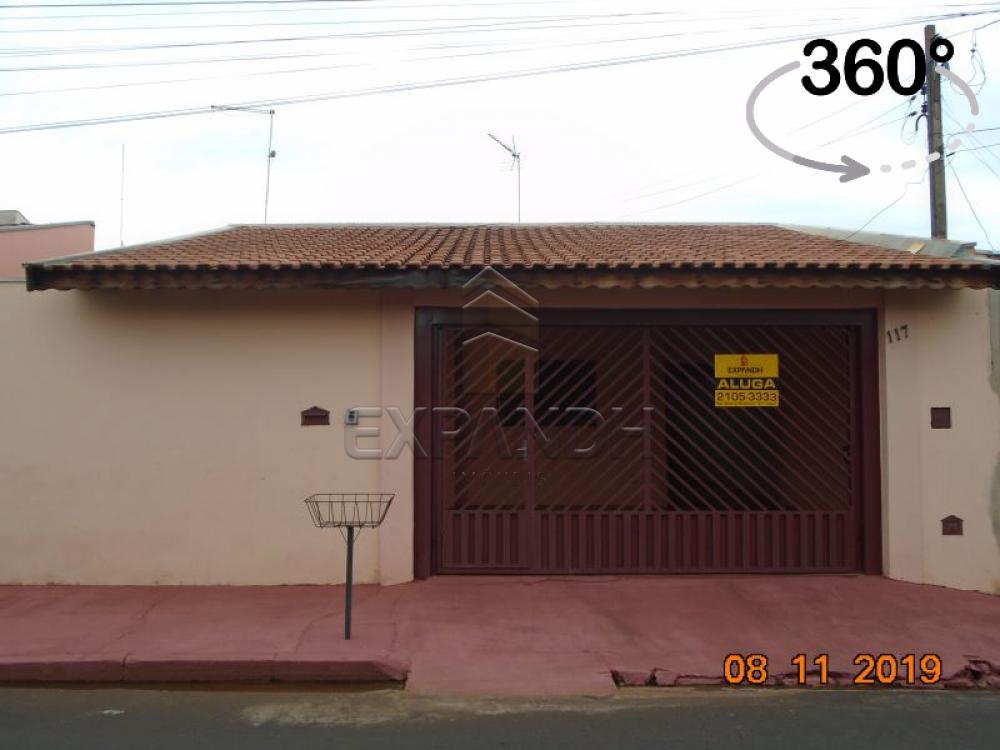 Sertaozinho Casa Locacao R$ 1.000,00 3 Dormitorios 1 Suite Area do terreno 200.00m2 Area construida 118.27m2