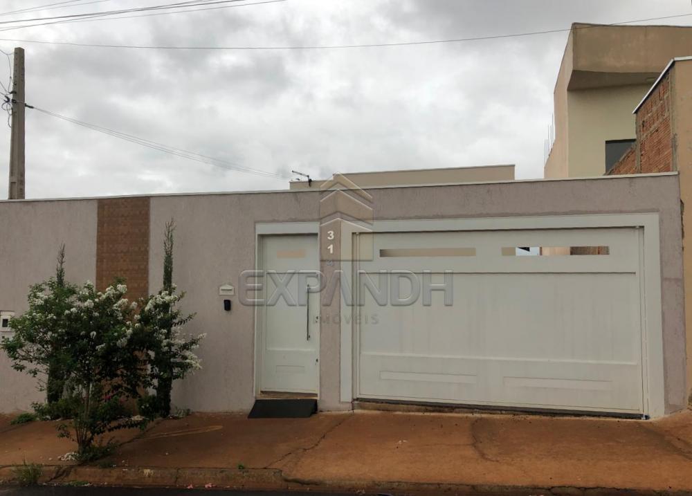 Alugar Casas / Padrão em Sertãozinho R$ 1.050,00 - Foto 1