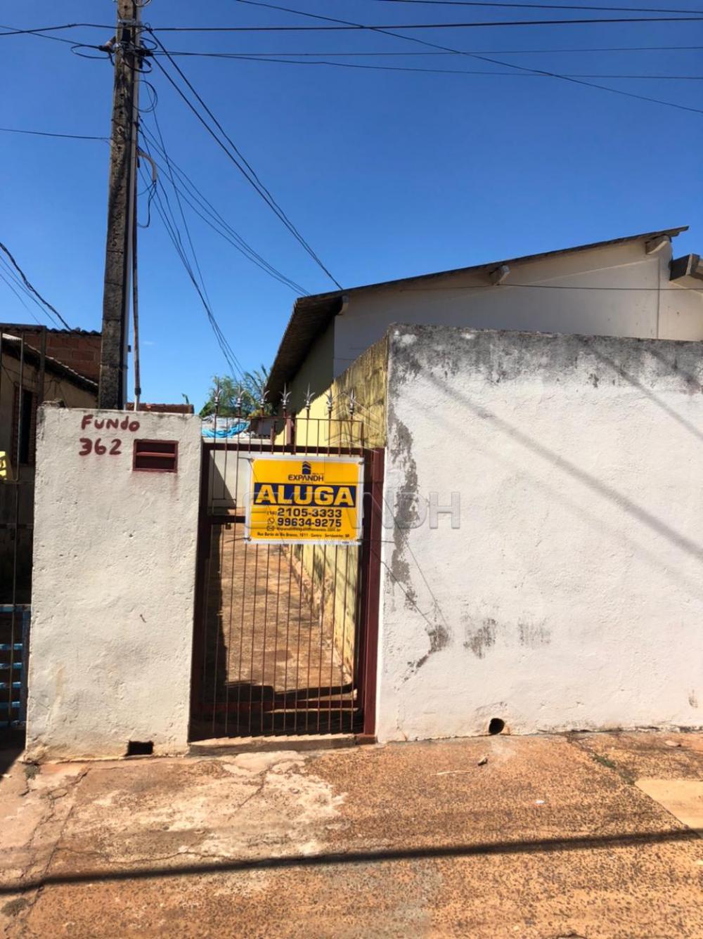 Alugar Casas / Padrão em Sertãozinho R$ 505,00 - Foto 1