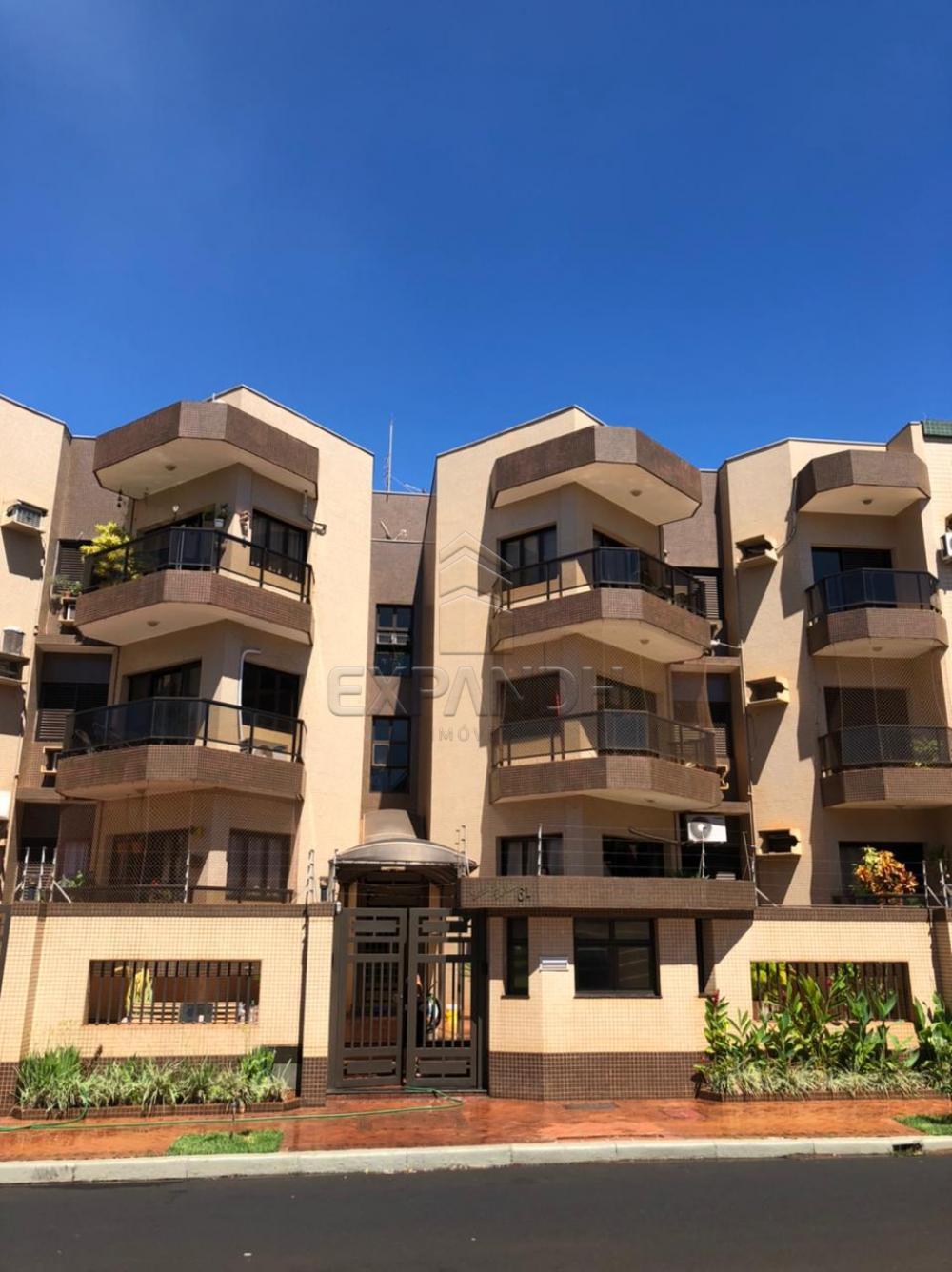 Alugar Apartamentos / Padrão em Sertãozinho R$ 1.350,00 - Foto 1
