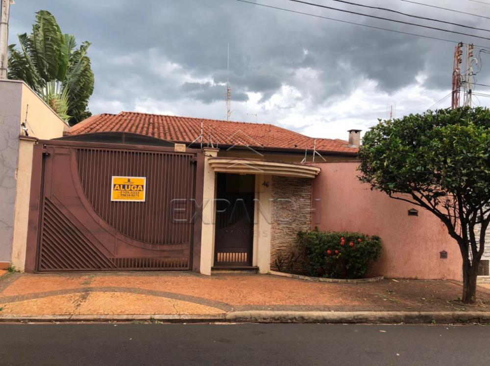 Alugar Casas / Padrão em Sertãozinho apenas R$ 1.500,00 - Foto 1
