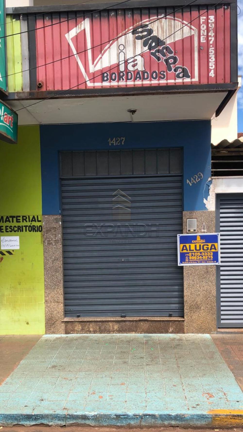 Alugar Comerciais / Salão em Sertãozinho R$ 1.000,00 - Foto 1