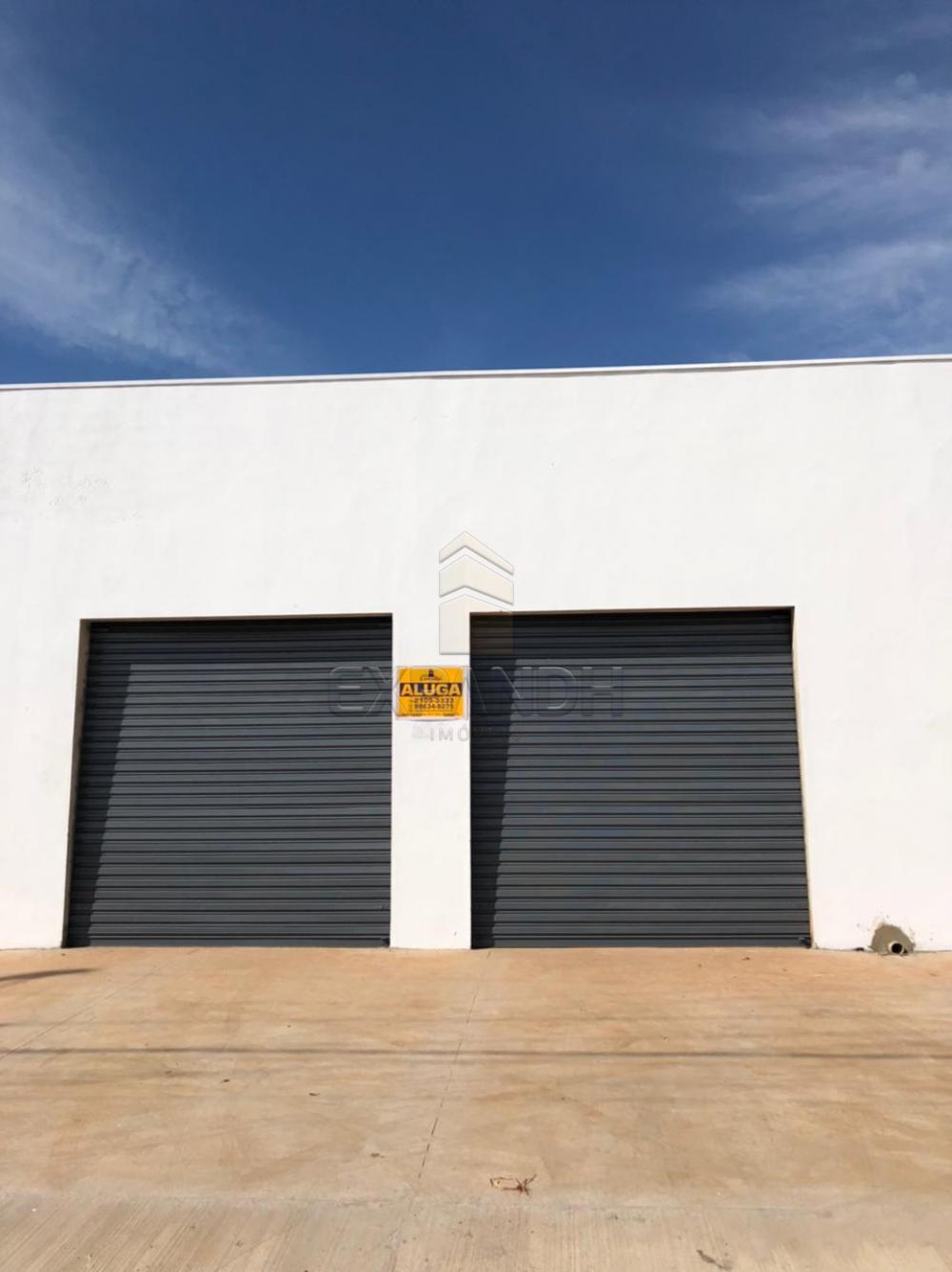 Alugar Comerciais / Barracão em Sertãozinho R$ 2.100,00 - Foto 1