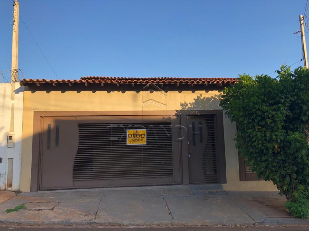 Alugar Casas / Padrão em Sertãozinho R$ 1.400,00 - Foto 1