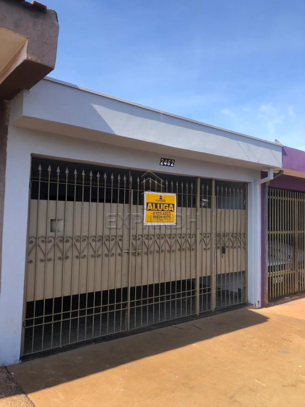 Alugar Casas / Padrão em Sertãozinho R$ 750,00 - Foto 1