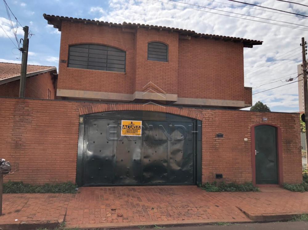Alugar Casas / Padrão em Sertãozinho R$ 2.700,00 - Foto 1