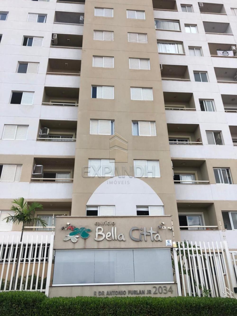 Alugar Apartamentos / Padrão em Sertãozinho apenas R$ 1.250,00 - Foto 1
