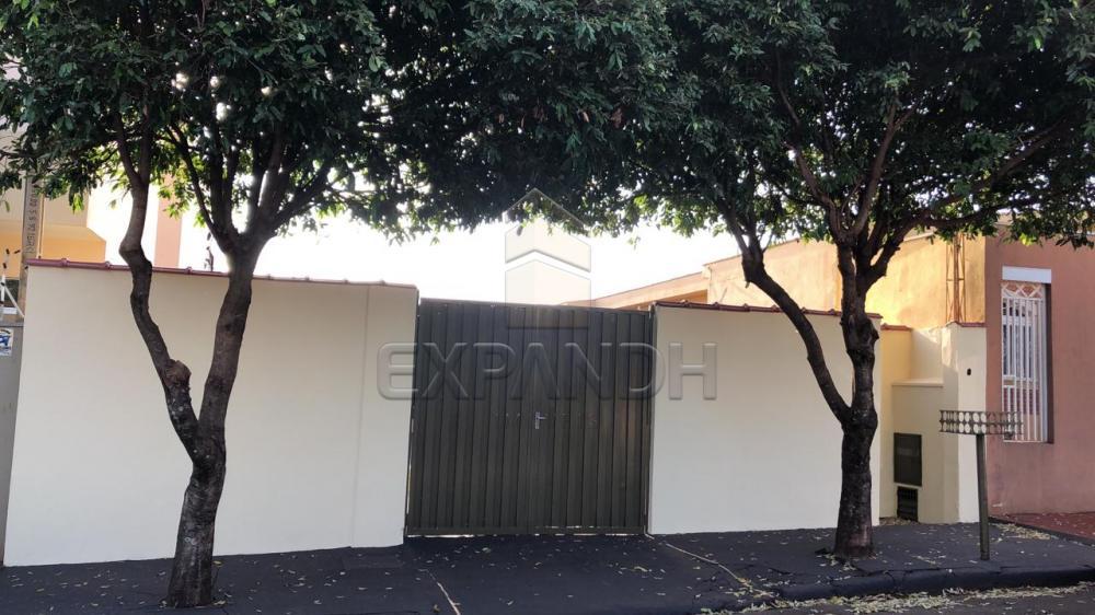 Alugar Casas / Padrão em Sertãozinho R$ 850,00 - Foto 1