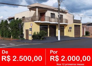 Sertaozinho Centro Comercial Locacao R$ 2.000,00  Area do terreno 293.76m2 Area construida 151.10m2
