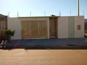 Alugar Casas / Padrão em Sertãozinho. apenas R$ 1.100,00