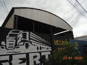 Comerciais / Galpão em Sertãozinho Alugar por R$6.000,00