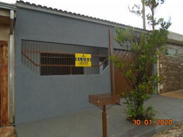 Alugar Casas / Padrão em Sertãozinho. apenas R$ 900,00