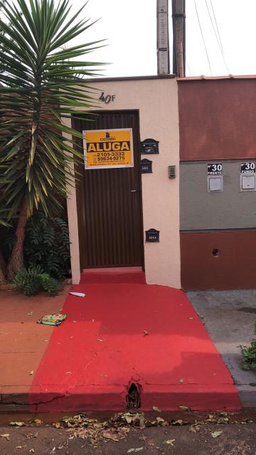 Alugar Casas / Padrão em Sertãozinho. apenas R$ 600,00